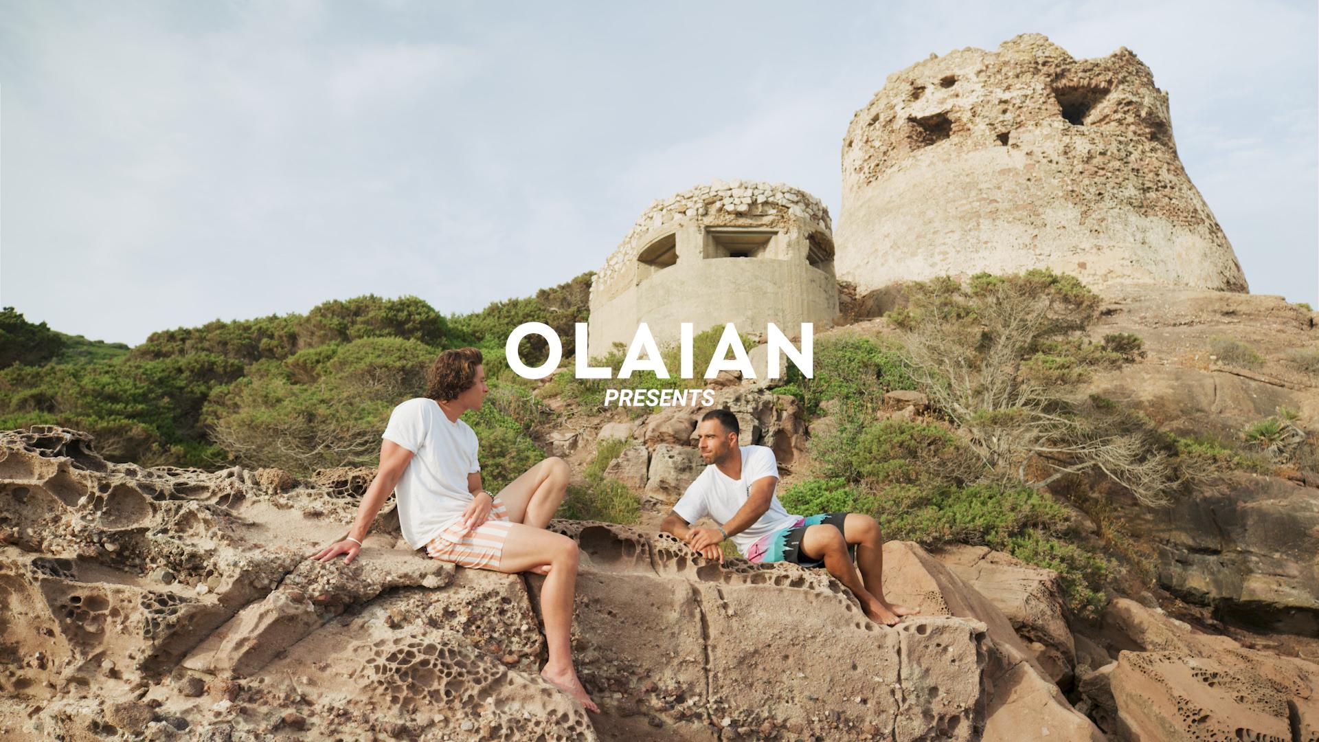 Olaian - Luca Sanna - Julien Calinski - Motion design - Jalienski